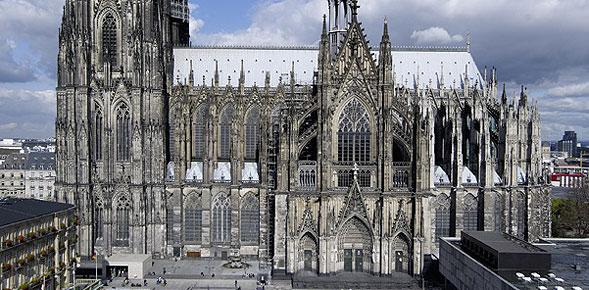 Les voyageurs sélectionnent la cathédrale de Cologne comme le monument le plus populaire en Allemagne