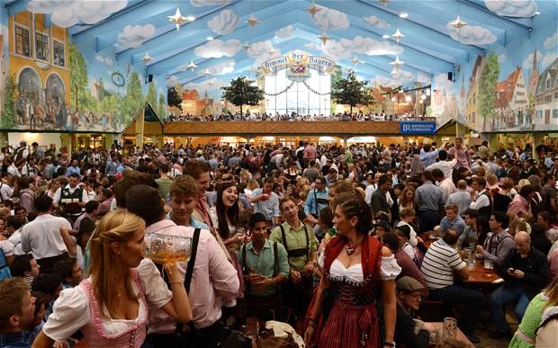 Les festivals : Oktoberfest, la fête de la bière