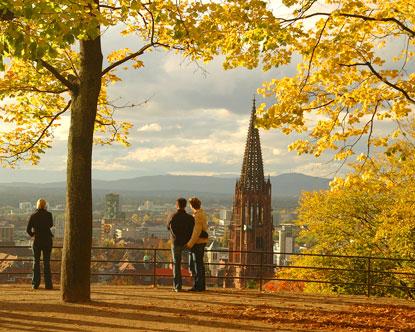 L'Allemagne désignée comme destination touristique la plus sûre