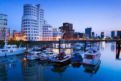 Découvrez la ville de Düsseldorf, capitale de la mode en Allemagne