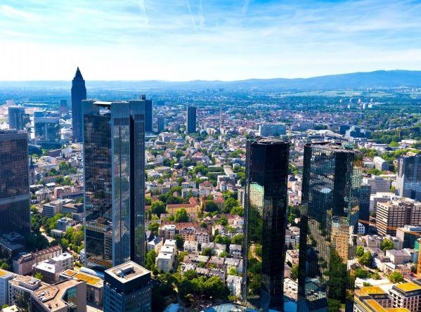 Découvrez Francfort, le centre d'affaires et financier de l'Allemagne