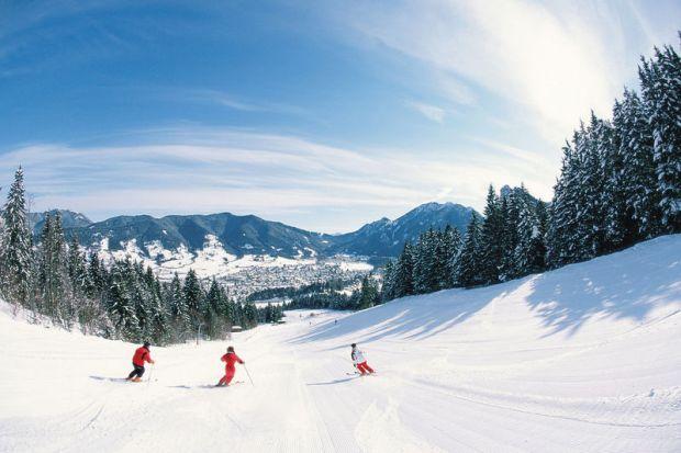 Les meilleures stations de ski en Allemagne