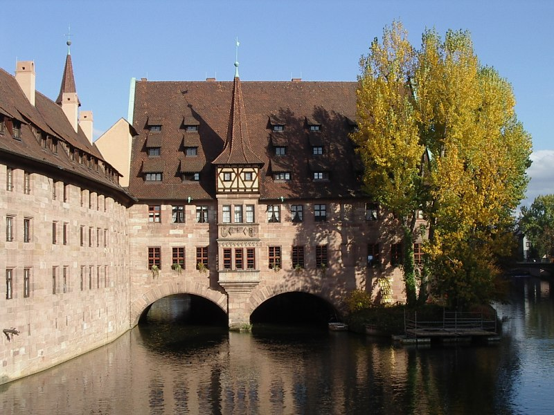 Découvrez la ville de Nuremberg dans le land de Bavière en Allemagne