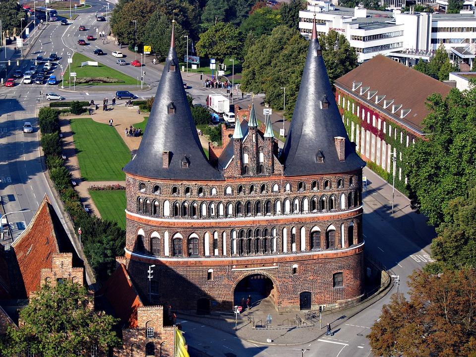 Découvrez la ville de Lübeck