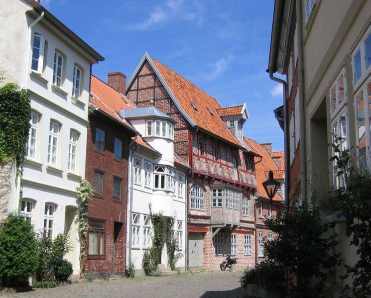 Découvrez la ville de Lüneburg