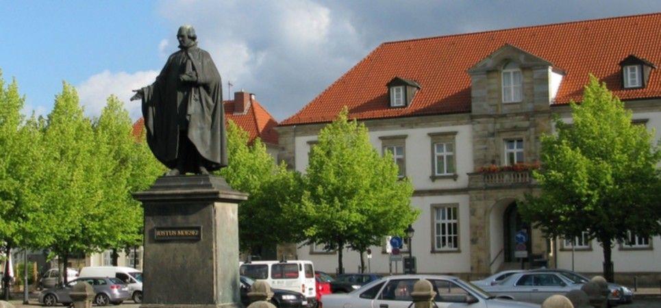 Osnabrück, ville typique de Basse-Saxe